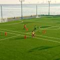 デフサッカーチャリティ短期サッカースクール